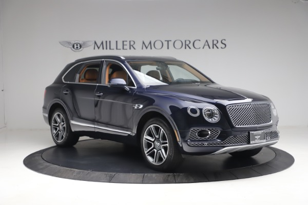 Used 2018 Bentley Bentayga W12 Signature for sale $149,900 at Alfa Romeo of Greenwich in Greenwich CT 06830 11