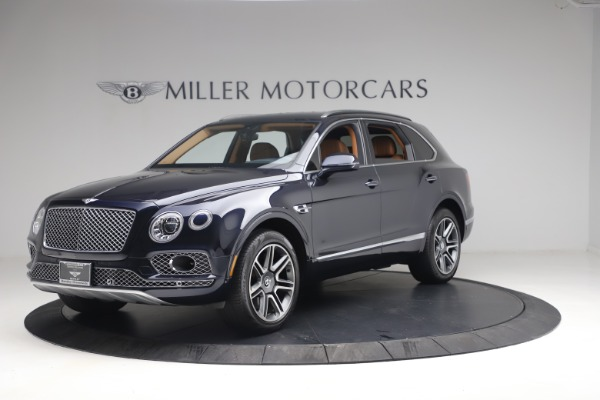 Used 2018 Bentley Bentayga W12 Signature for sale $149,900 at Alfa Romeo of Greenwich in Greenwich CT 06830 2