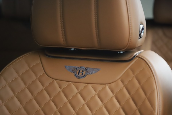 Used 2018 Bentley Bentayga W12 Signature for sale $149,900 at Alfa Romeo of Greenwich in Greenwich CT 06830 20