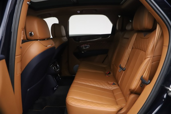 Used 2018 Bentley Bentayga W12 Signature for sale $149,900 at Alfa Romeo of Greenwich in Greenwich CT 06830 22
