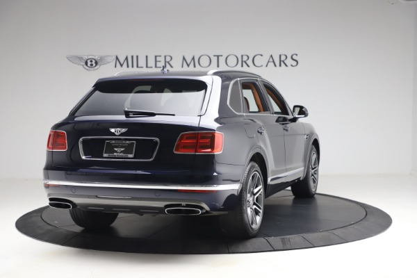 Used 2018 Bentley Bentayga W12 Signature for sale $149,900 at Alfa Romeo of Greenwich in Greenwich CT 06830 7