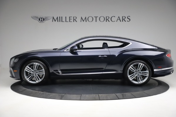 Used 2021 Bentley Continental GT V8 for sale Sold at Alfa Romeo of Greenwich in Greenwich CT 06830 2
