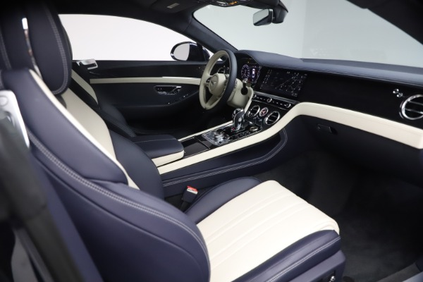 Used 2021 Bentley Continental GT V8 for sale Sold at Alfa Romeo of Greenwich in Greenwich CT 06830 22