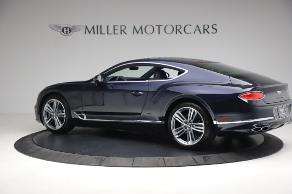 Used 2021 Bentley Continental GT V8 for sale Sold at Alfa Romeo of Greenwich in Greenwich CT 06830 3