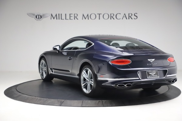 Used 2021 Bentley Continental GT V8 for sale Sold at Alfa Romeo of Greenwich in Greenwich CT 06830 4