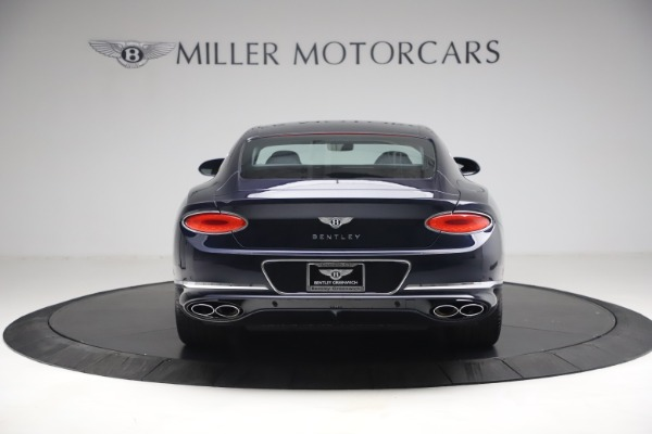 Used 2021 Bentley Continental GT V8 for sale Sold at Alfa Romeo of Greenwich in Greenwich CT 06830 5