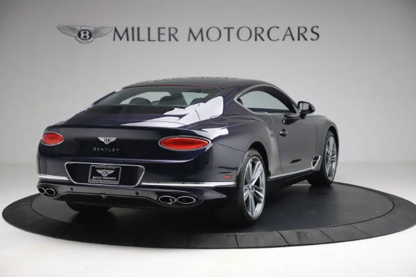 Used 2021 Bentley Continental GT V8 for sale Sold at Alfa Romeo of Greenwich in Greenwich CT 06830 6
