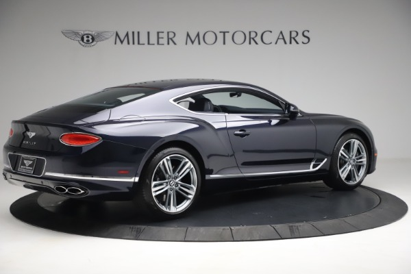 Used 2021 Bentley Continental GT V8 for sale Sold at Alfa Romeo of Greenwich in Greenwich CT 06830 7