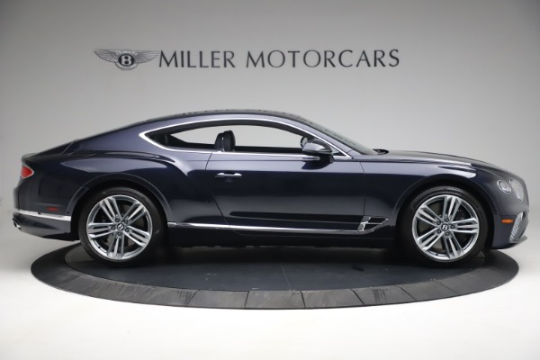 Used 2021 Bentley Continental GT V8 for sale Sold at Alfa Romeo of Greenwich in Greenwich CT 06830 8