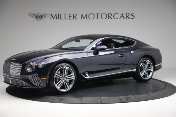 Used 2021 Bentley Continental GT V8 for sale Sold at Alfa Romeo of Greenwich in Greenwich CT 06830 1