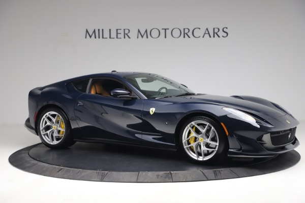 Used 2020 Ferrari 812 Superfast for sale $375,900 at Alfa Romeo of Greenwich in Greenwich CT 06830 10