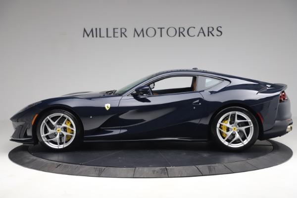 Used 2020 Ferrari 812 Superfast for sale $375,900 at Alfa Romeo of Greenwich in Greenwich CT 06830 3