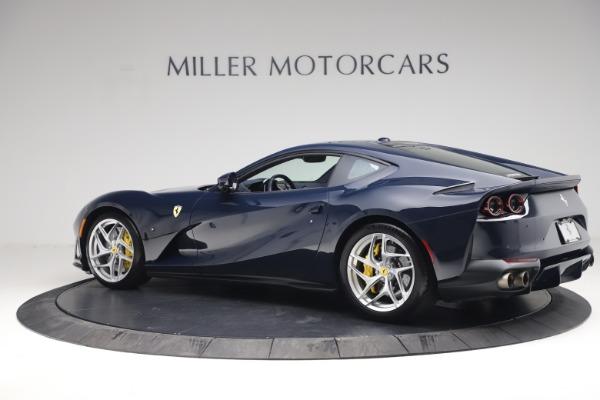 Used 2020 Ferrari 812 Superfast for sale $375,900 at Alfa Romeo of Greenwich in Greenwich CT 06830 4