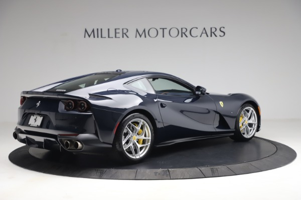 Used 2020 Ferrari 812 Superfast for sale $375,900 at Alfa Romeo of Greenwich in Greenwich CT 06830 8