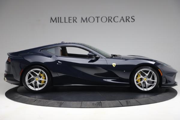 Used 2020 Ferrari 812 Superfast for sale $375,900 at Alfa Romeo of Greenwich in Greenwich CT 06830 9