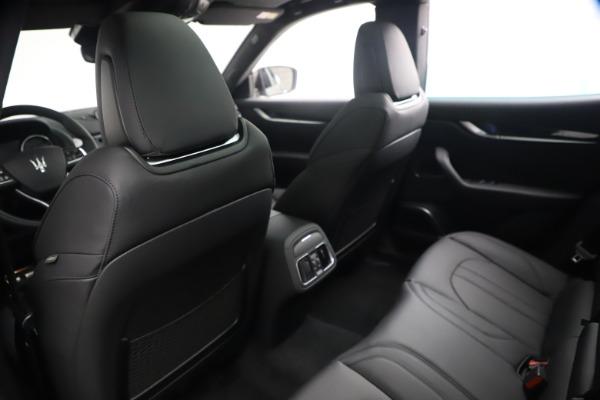 New 2021 Maserati Levante GranSport for sale $73,900 at Alfa Romeo of Greenwich in Greenwich CT 06830 18