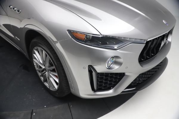 New 2021 Maserati Levante GranSport for sale $73,900 at Alfa Romeo of Greenwich in Greenwich CT 06830 28