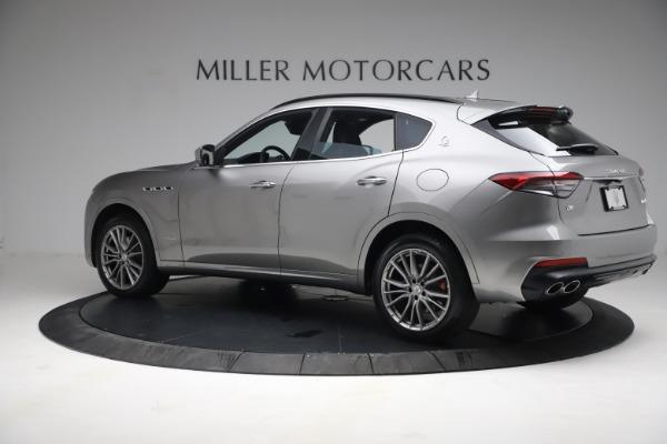 New 2021 Maserati Levante GranSport for sale $73,900 at Alfa Romeo of Greenwich in Greenwich CT 06830 4