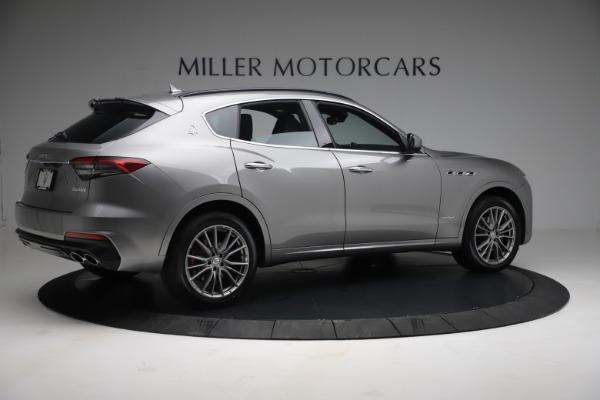 New 2021 Maserati Levante GranSport for sale $73,900 at Alfa Romeo of Greenwich in Greenwich CT 06830 9