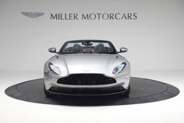 Used 2019 Aston Martin DB11 Volante for sale $209,900 at Alfa Romeo of Greenwich in Greenwich CT 06830 11