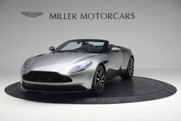 Used 2019 Aston Martin DB11 Volante for sale $209,900 at Alfa Romeo of Greenwich in Greenwich CT 06830 12