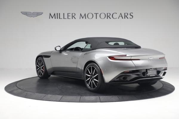 Used 2019 Aston Martin DB11 Volante for sale $209,900 at Alfa Romeo of Greenwich in Greenwich CT 06830 15