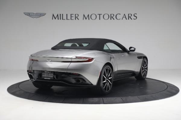 Used 2019 Aston Martin DB11 Volante for sale $209,900 at Alfa Romeo of Greenwich in Greenwich CT 06830 16