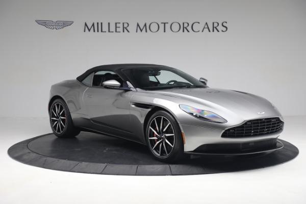 Used 2019 Aston Martin DB11 Volante for sale $209,900 at Alfa Romeo of Greenwich in Greenwich CT 06830 18
