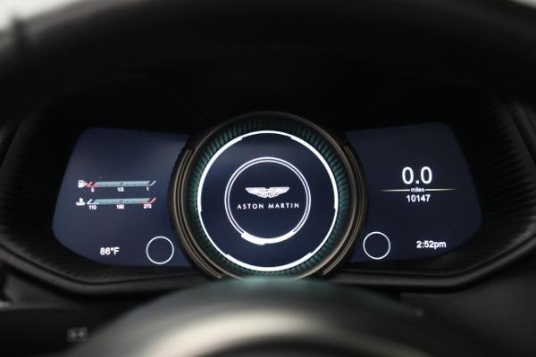 Used 2019 Aston Martin DB11 Volante for sale $209,900 at Alfa Romeo of Greenwich in Greenwich CT 06830 22