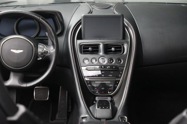 Used 2019 Aston Martin DB11 Volante for sale $209,900 at Alfa Romeo of Greenwich in Greenwich CT 06830 24