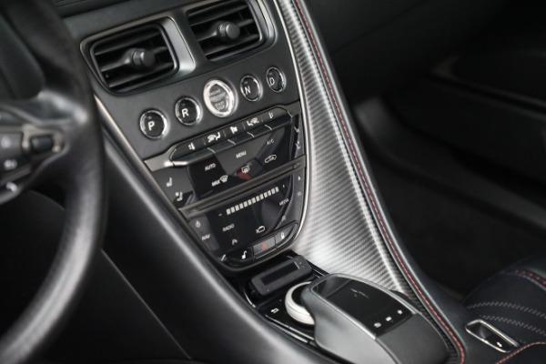 Used 2019 Aston Martin DB11 Volante for sale $209,900 at Alfa Romeo of Greenwich in Greenwich CT 06830 25