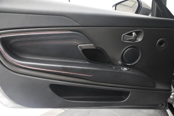 Used 2019 Aston Martin DB11 Volante for sale $209,900 at Alfa Romeo of Greenwich in Greenwich CT 06830 26
