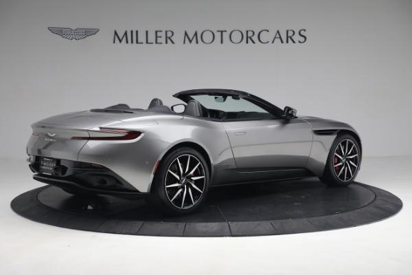Used 2019 Aston Martin DB11 Volante for sale $209,900 at Alfa Romeo of Greenwich in Greenwich CT 06830 7