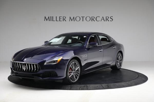 New 2021 Maserati Quattroporte S Q4 for sale $121,749 at Alfa Romeo of Greenwich in Greenwich CT 06830 2