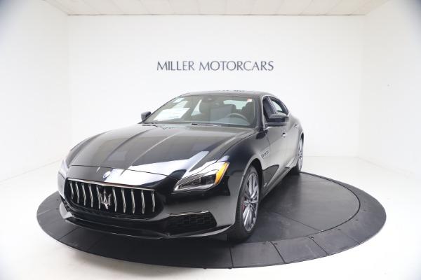 New 2021 Maserati Quattroporte S Q4 GranLusso for sale $129,135 at Alfa Romeo of Greenwich in Greenwich CT 06830 12