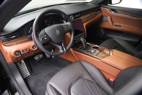 New 2021 Maserati Quattroporte S Q4 GranLusso for sale $129,135 at Alfa Romeo of Greenwich in Greenwich CT 06830 13