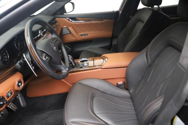 New 2021 Maserati Quattroporte S Q4 GranLusso for sale $129,135 at Alfa Romeo of Greenwich in Greenwich CT 06830 14