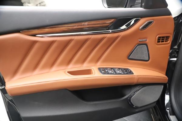 New 2021 Maserati Quattroporte S Q4 GranLusso for sale $129,135 at Alfa Romeo of Greenwich in Greenwich CT 06830 16