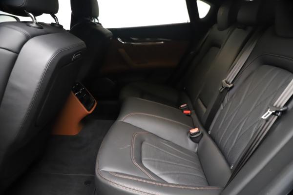 New 2021 Maserati Quattroporte S Q4 GranLusso for sale $129,135 at Alfa Romeo of Greenwich in Greenwich CT 06830 17