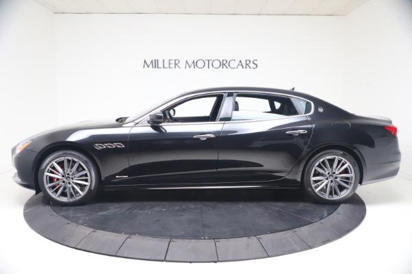 New 2021 Maserati Quattroporte S Q4 GranLusso for sale $129,135 at Alfa Romeo of Greenwich in Greenwich CT 06830 2