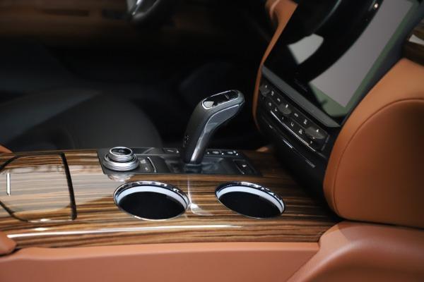 New 2021 Maserati Quattroporte S Q4 GranLusso for sale $129,135 at Alfa Romeo of Greenwich in Greenwich CT 06830 22
