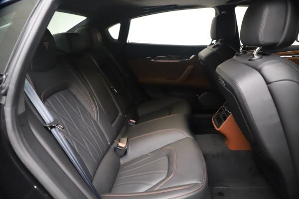New 2021 Maserati Quattroporte S Q4 GranLusso for sale $129,135 at Alfa Romeo of Greenwich in Greenwich CT 06830 23