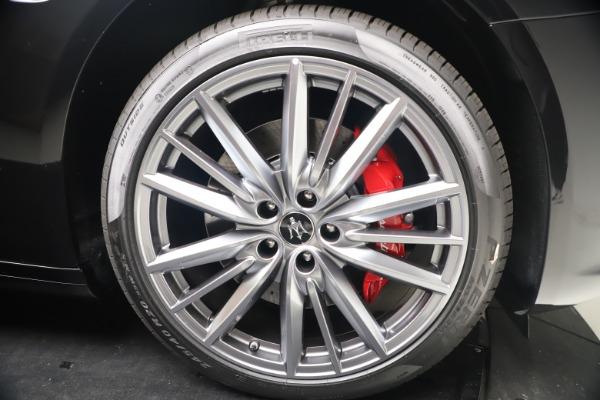 New 2021 Maserati Quattroporte S Q4 GranLusso for sale $129,135 at Alfa Romeo of Greenwich in Greenwich CT 06830 24
