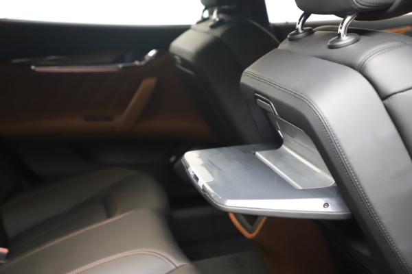 New 2021 Maserati Quattroporte S Q4 GranLusso for sale $129,135 at Alfa Romeo of Greenwich in Greenwich CT 06830 26