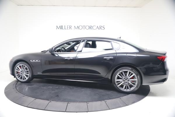 New 2021 Maserati Quattroporte S Q4 GranLusso for sale $129,135 at Alfa Romeo of Greenwich in Greenwich CT 06830 3