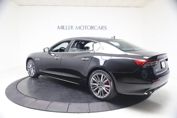 New 2021 Maserati Quattroporte S Q4 GranLusso for sale $129,135 at Alfa Romeo of Greenwich in Greenwich CT 06830 4