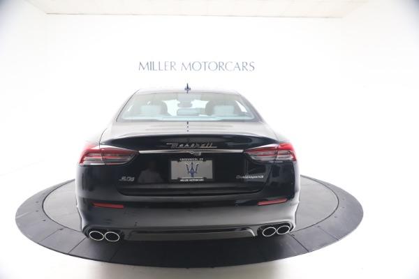 New 2021 Maserati Quattroporte S Q4 GranLusso for sale $129,135 at Alfa Romeo of Greenwich in Greenwich CT 06830 5