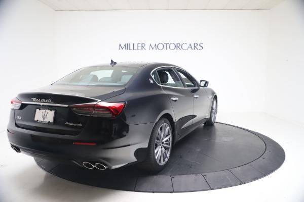 New 2021 Maserati Quattroporte S Q4 GranLusso for sale $129,135 at Alfa Romeo of Greenwich in Greenwich CT 06830 6