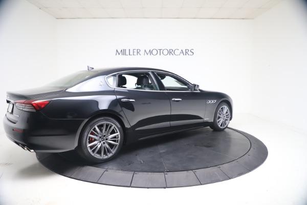 New 2021 Maserati Quattroporte S Q4 GranLusso for sale $129,135 at Alfa Romeo of Greenwich in Greenwich CT 06830 7