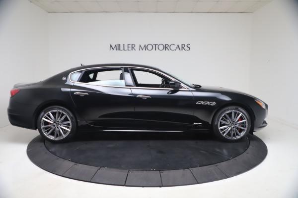 New 2021 Maserati Quattroporte S Q4 GranLusso for sale $129,135 at Alfa Romeo of Greenwich in Greenwich CT 06830 8
